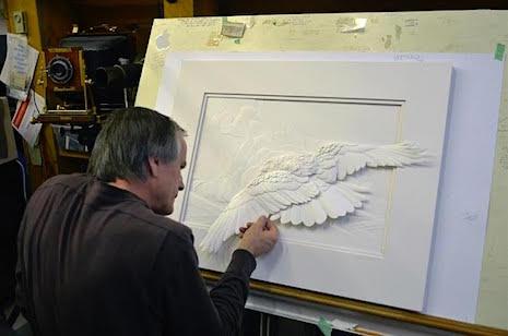 1_Paper Sculpture Calvin Nichols_AIE