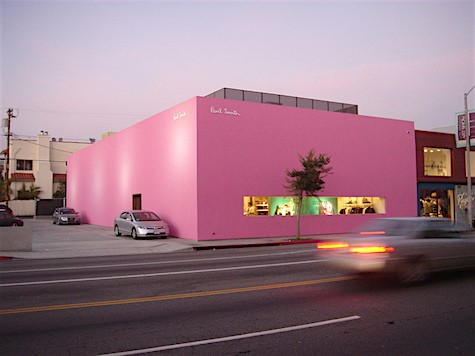 Paul Smith perfect pink wall 1_Art Is Everywhere