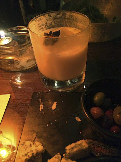Homemade Daiquiri with singed anise on Art Is Everywhere