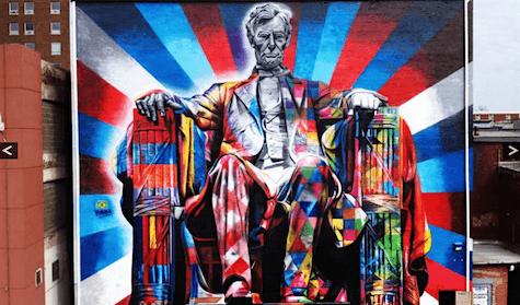 Lincoln Mural_Eduardo Kobra_AIE