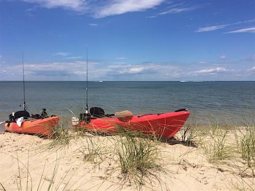 Kayaks Ocracoke_AIE