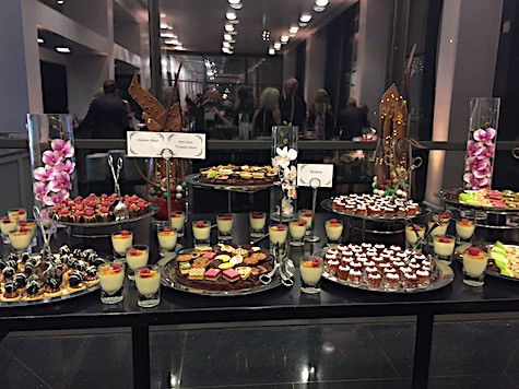 desserts-at-odyssey-ball on Art Is Everywhere