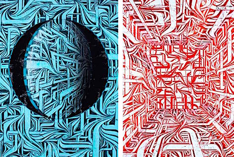 Abstract-Psychedelic-Murals-by-Astro_4_AIE