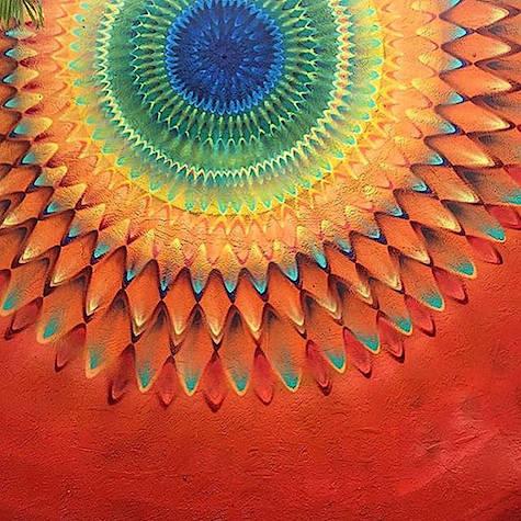 Kaleidescope Mural 1_ AIE