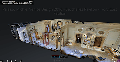 Venice Biennale_3D Tour 1 on Art Is Everywhere