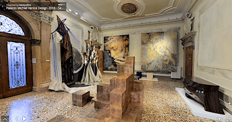 Venice Biennale_3D Tour 2 on Art Is Everywhere