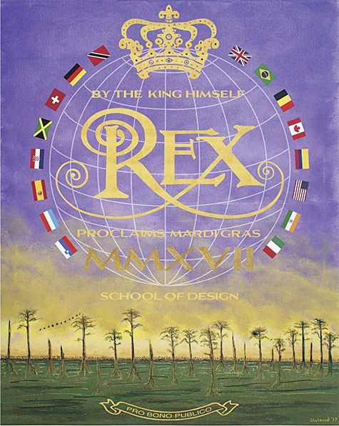 Rex Proclamation via The New Orleans Advocate_AIE