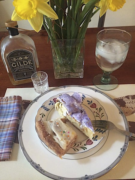 2 Types of King Cake - traditional & Danish_AIE