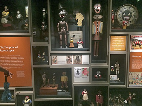 Stereotypes at NMAAHC on AIE