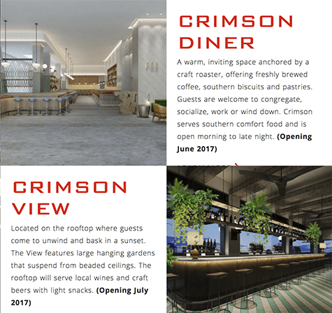 Crimson Diner_View_Pod Hotel_AIE