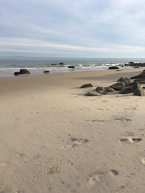 RI Beach on AIE