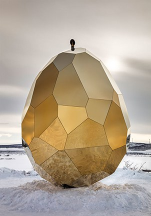 Sweden Solar Egg Sauna 1_AIE