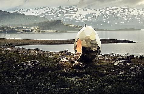Sweden Solar Egg Sauna 2 _AIE