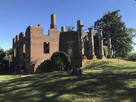 Original Barboursville ruins_AIE