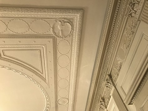 Ornate Ceiling and Detailed Molding_AIE