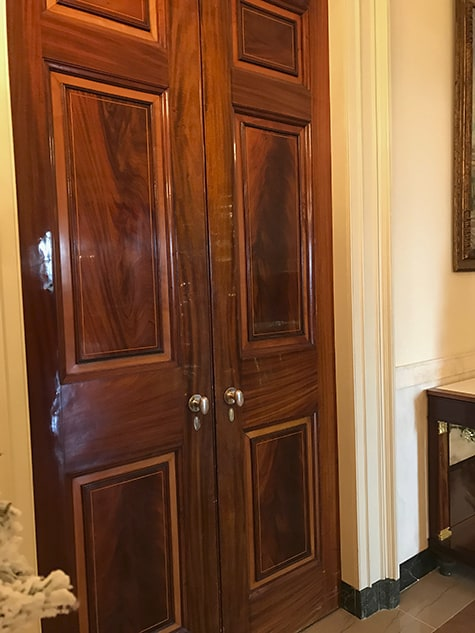 Gorgeous Mahogany Doors_AIE