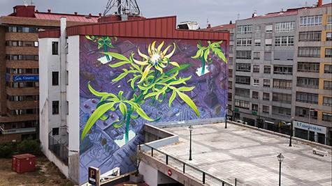 Mona Caron weeds murals-5_AIE