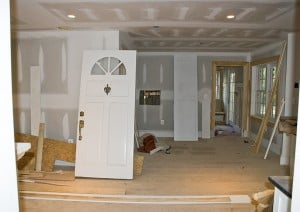 Before/Family Room Kitchen Area