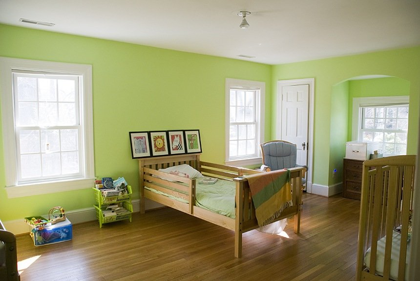After/ Baby's Room adds lime punchAfter/ Baby's Room adds lime punch