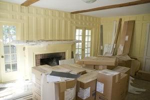 Before/Living Room hard yellow