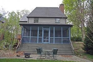 After/ Porch Paint Consultation