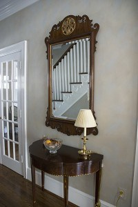 2 Color Colorwash Front Hall by Ashley Spencer