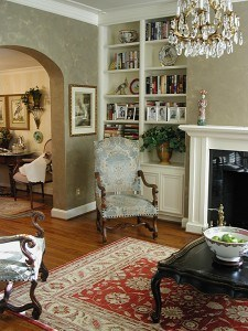 LusterStone Living Room 2 by Ashley Spencer