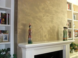 LusterStone Gold Finish