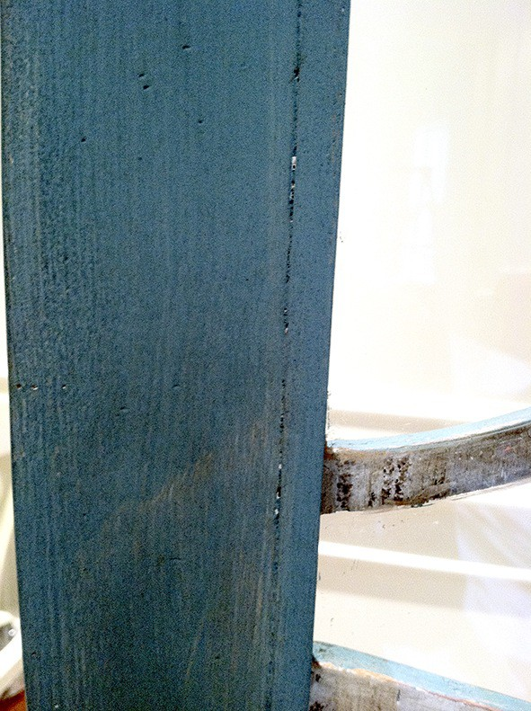 Decorative Paint Treatment: Chalk Paint Rubbed with Tinted Wax, Furniture, Decorative Paint, Tinted Wax, Ashley Spencer
