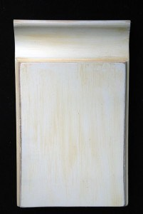 Cabinet Glazed Finish Sample