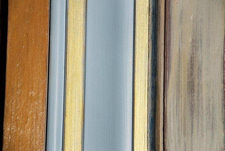 Wood: Different Paint Finishes, Finishes, Some Sample Finishes, Ashley Spencer