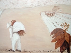 From the Past, murals, Public Art, Ashley Spencer
