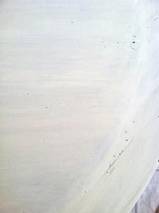 Painted Pickled Finish, finishes, close up finishes, Ashley Spencer