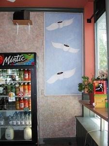 Coffee House Murals