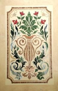 Venetian Plaster Panel