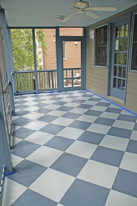 Finishes, Floor Finish, Harlequin Floor Finish