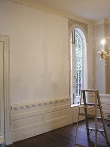 Restoring Decorative Finishes from Water Damage