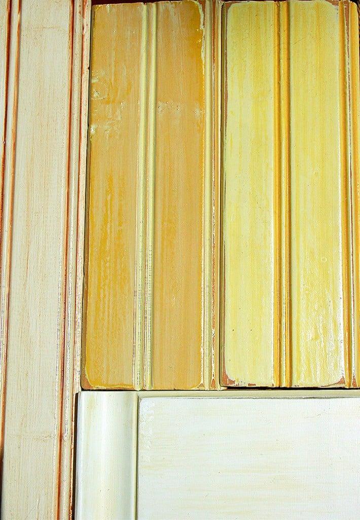 Wood: Glazed & Aged, Finishes, Some Sample Finishes, Ashley Spencer