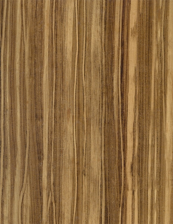 Zebrawood Sample - Faux Finish painted by Ashley Spencer
