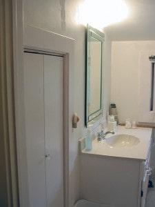 Bathroom before Ragging - Ashley Spencer