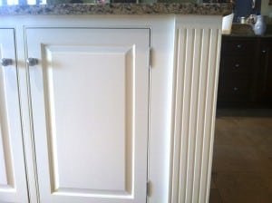 Cabinet Door Before Glazing- Ashley Spencer