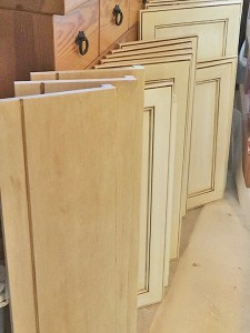 Cabinet Finish Stages on ashley-spencer.com